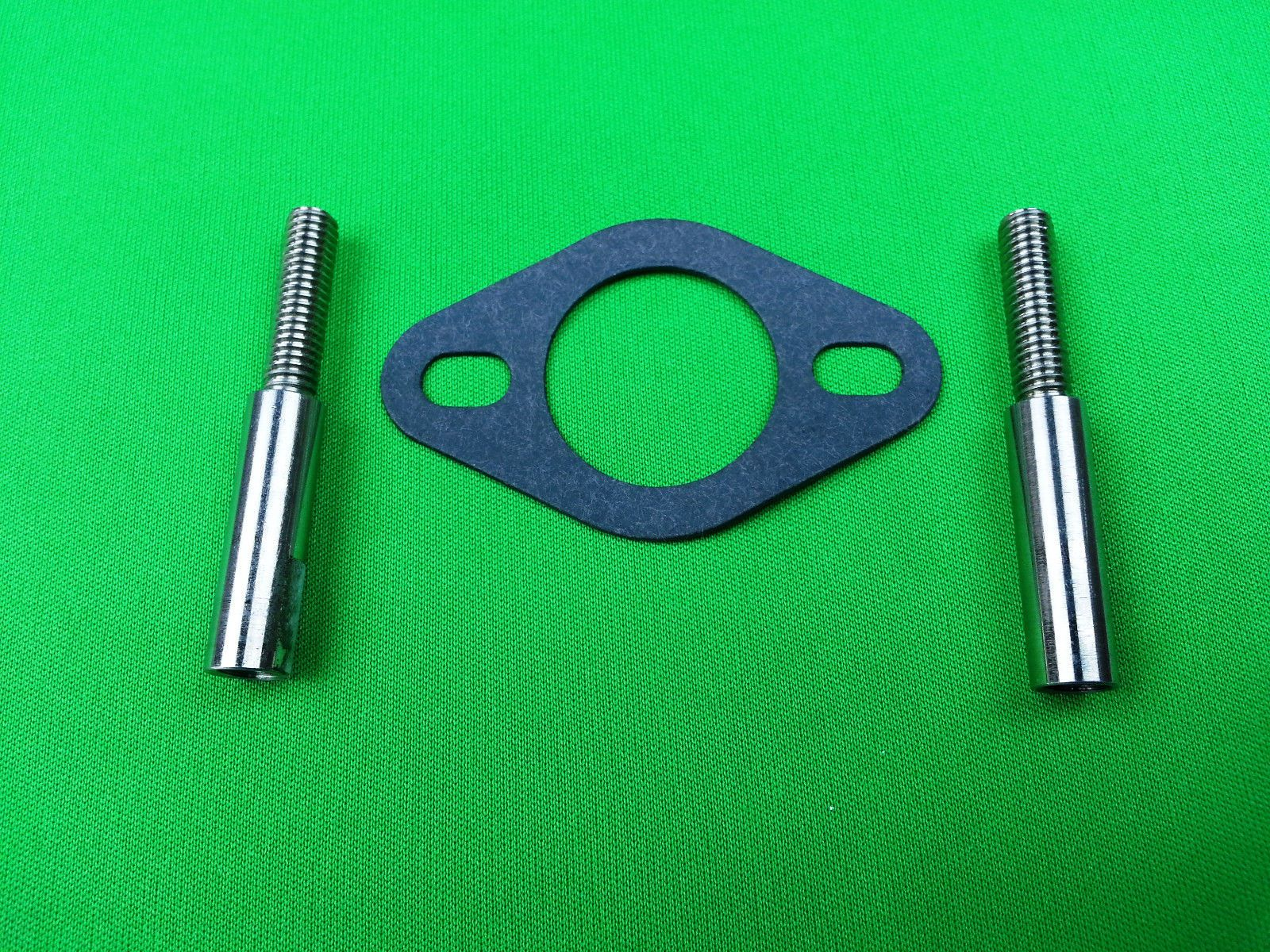 6 millimeter stud extenders and gasket to use with 20483