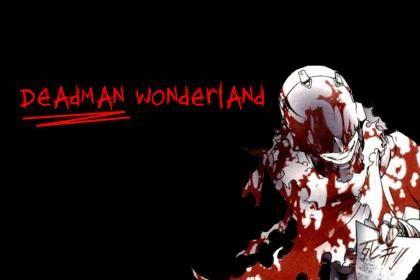 Deadman Wonderland Shiro Deadman Wonderland Wallpaper
