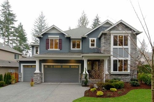 Traditional Exterior Photos Design Pictures Remodel Decor And Ideas Traditional Exterior Stucco And Stone Exterior Country House Plans