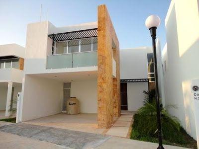 Fachadas contempor neas fachada contempor nea de santa for Estilos de casas contemporaneas