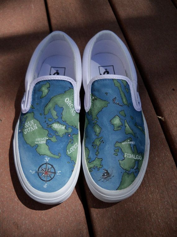 6bcf9c0350 Mappy shoes of anywhere are available. This photo is for one pair of  custom