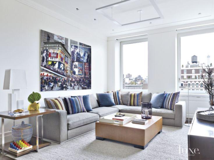 Omnia Sofa Bb Italia Idea For Family Friendly Rec Room