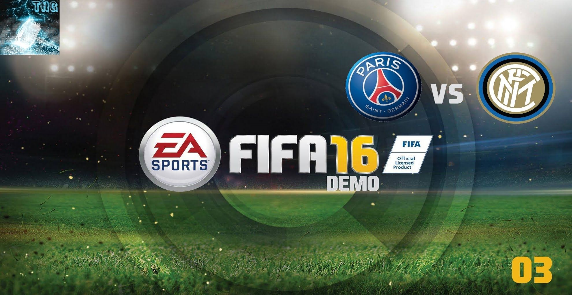 """Let's Play FIFA 16 Demo #03 - """"PSG vs Inter Mailand"""" [XBox360 Gameplay,D..."""