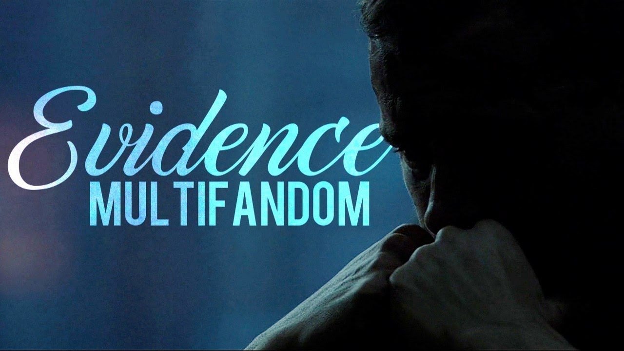 Evidence - Multifandom (Collab)