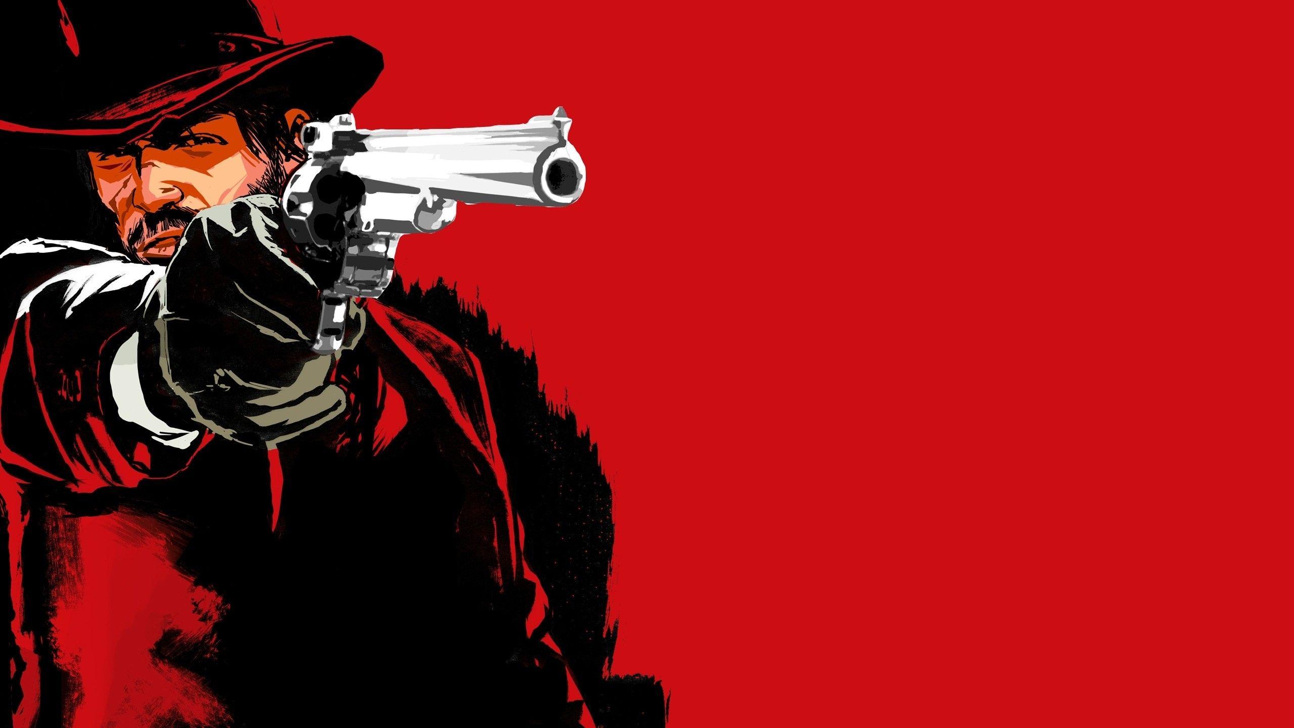 2560x1440 2560x1440 Wallpaper red dead redemption game
