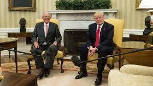 Presidente Trump dijo que tenemos un gran problema con Venezuela