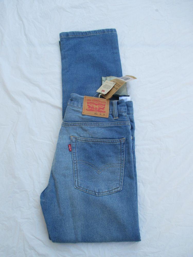 763768eb081 Levis 511 Boys Jeans Knit Pants Feel Like Sweatpants Medium Denim 91R440  L83 #Levis #KnitJean #BacktoschoolanydayDressyEverydayHoliday