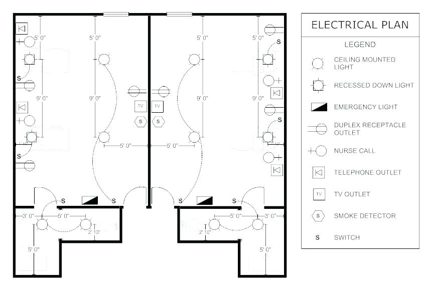 Electrical Plan For House House Electrical Plan Luxury Patient Room Electrical Plan Electrical Plan Luxury Patient Room Electrical Plan Australian Electr Listrik