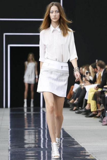 Maxime Simoens Ready To Wear Spring Summer 2014 Paris - NOWFASHION