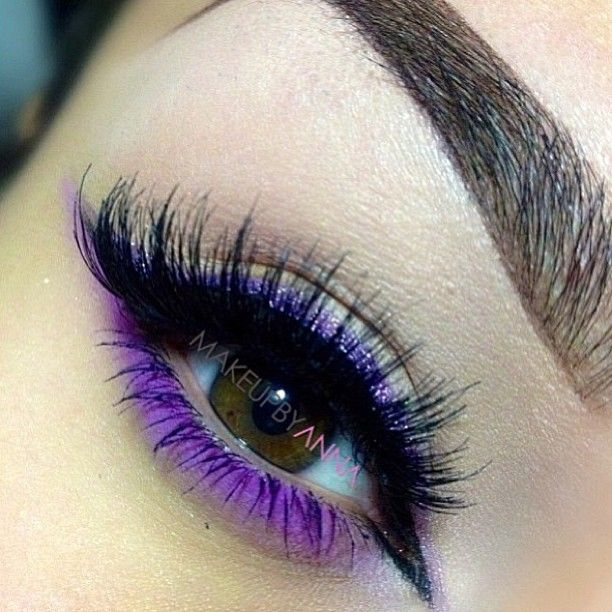 .@hairandnailfashion | Incredible @MakeUp By Anna I'm in loooove. | Webstagram - the best Instagram viewer
