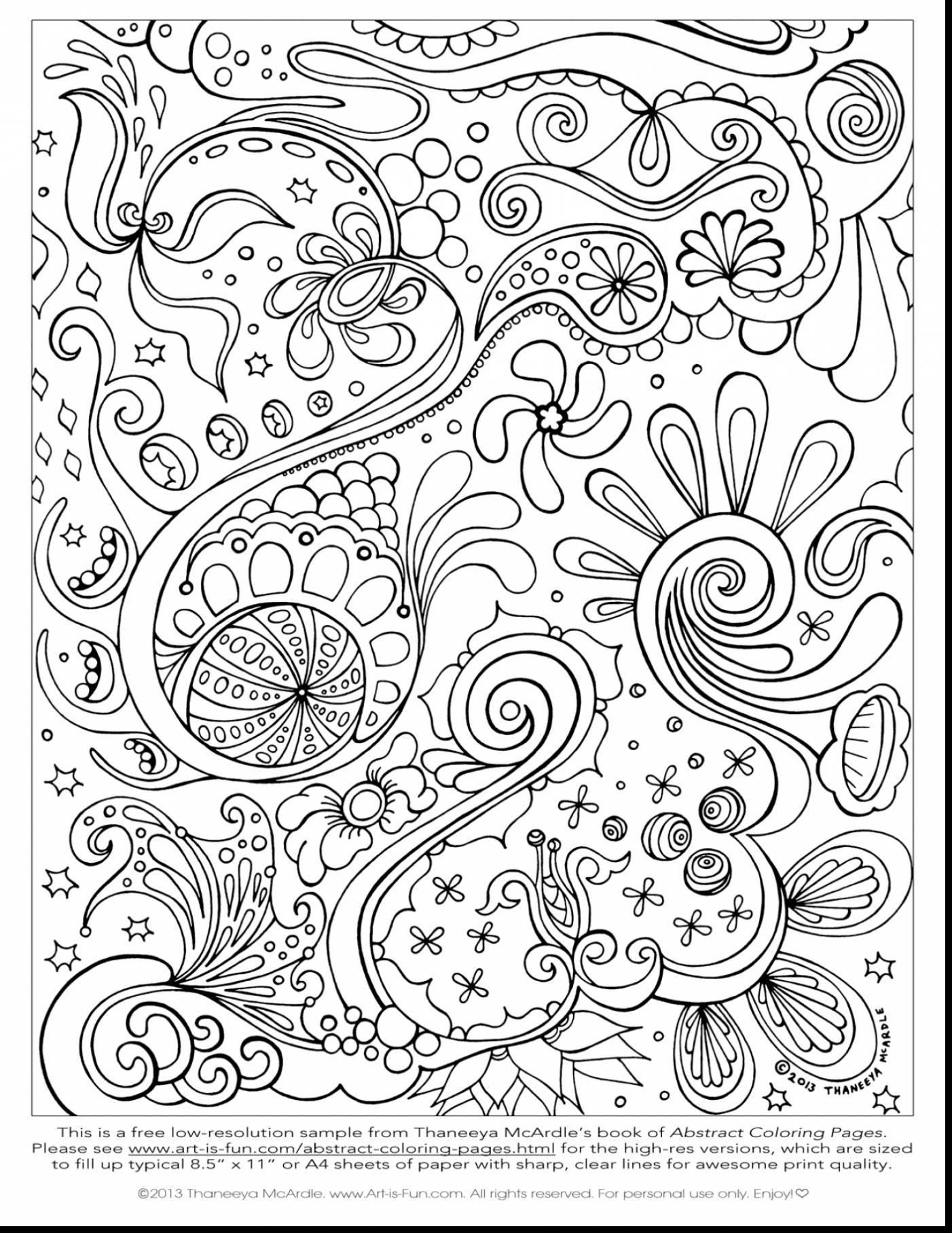 Stunning Printable Adult Coloring Pages With Pattern Coloring