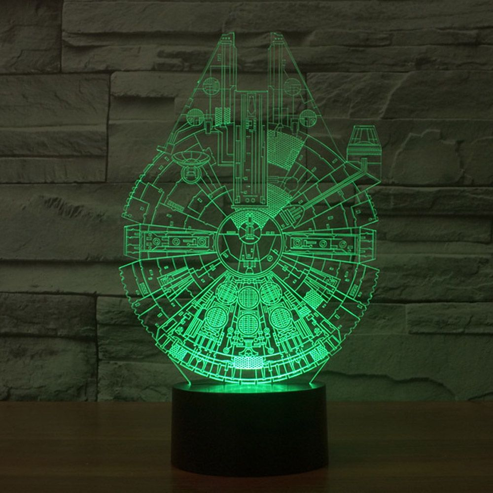 Cheap Lamp Garden Light Buy Quality Lamp White Light Directly From China Light Projector Lamp Suppliers 3d Led Night Light Star Night Light Star Wars Lamp