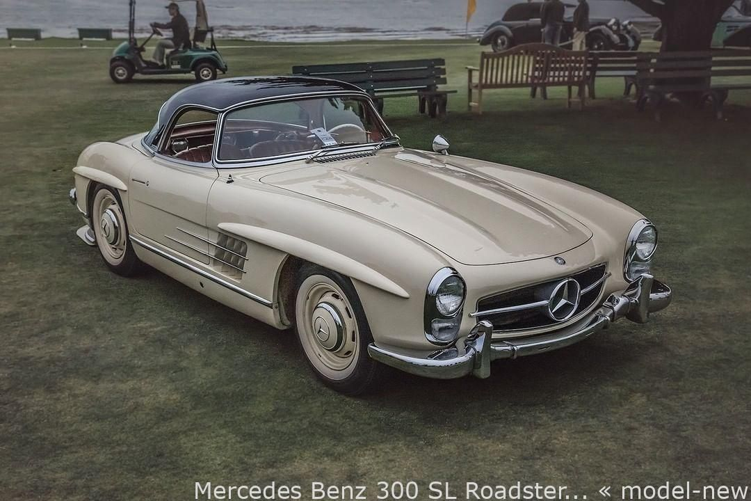 #Cars - Mercedes Benz 300 SL Roadster… – awesome