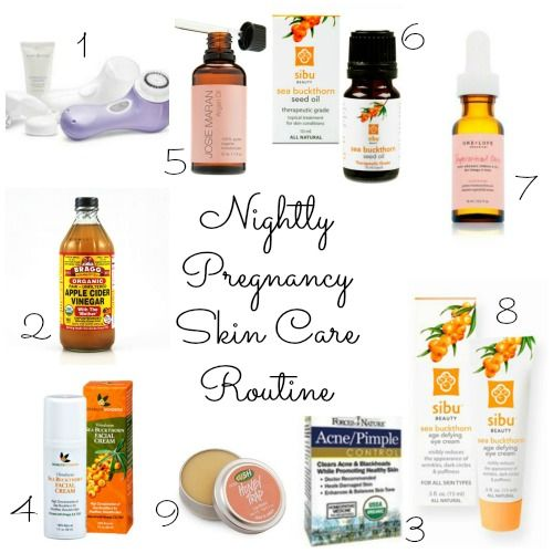 Congratulate, facial products pregnancy serious?