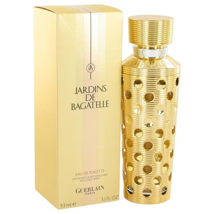 Jardins De Bagatelle By Guerlain Eau De Toilette Spray Refillable 3 1 Oz Perfume Eau De Toilette Perfume Bottles