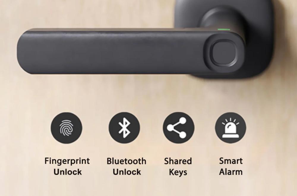 Fido The Safest And Most Minimalist Smart Lock Indiegogo Smart Lock Fido Safe Door
