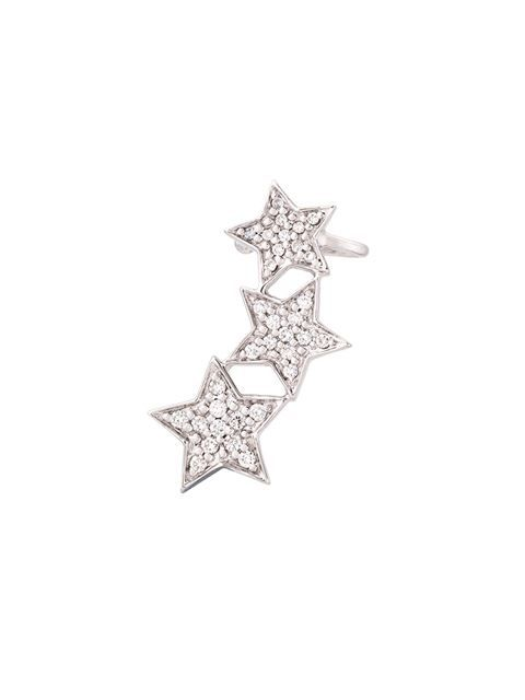 Shop Alinka 'Stasia' diamond triple star ear cuff in Alinka from the world's best independent boutiques at farfetch.com. Shop 400 boutiques at one address.