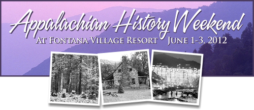 Did you know that the construction of Fontana Dam was a vital World War II effort? Did you know that hundreds of families sacrificed their homes and lifestyles for the construction of Fontana Dam? Learn more about the authentic history of these Appalachian people from authors and storytellers and by visiting the remains of the century old logging town of Proctor, NC.