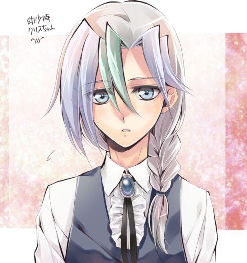 Yugioh Zexal Quinton Anime Anime Boy Long Hair Cute Anime Guys