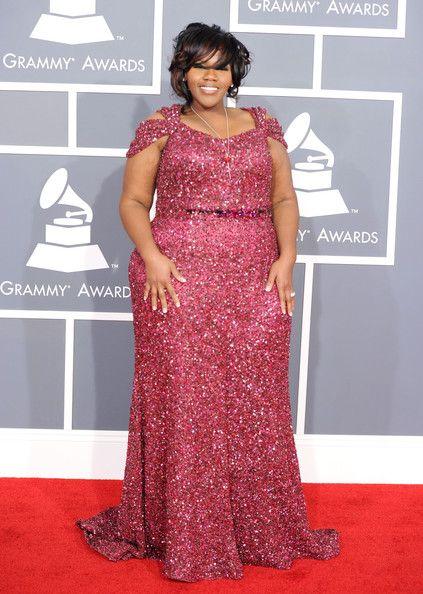 Kelly Price Plus Size Curvy Red Carpet Celebrity Fashion Plus