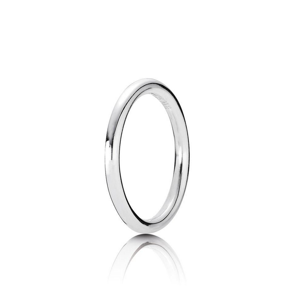 5bf20ab51 Hearts silver ring with 14k heart - 190898 - Rings | PANDORA | My ...