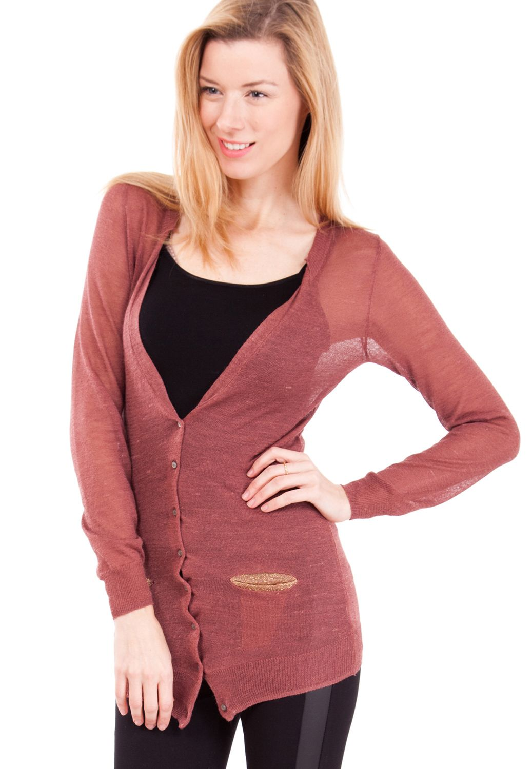 Pin By Clothes Effect On Cardigans Tunic Tops Fashion Women