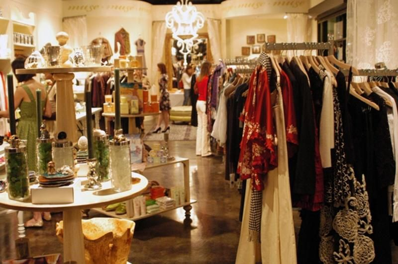 Exclusive river oaks area boutique carries trendsetting