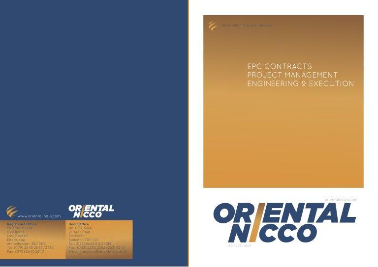 Oriental NICCO Projects Pvt  Ltd is leading engineering