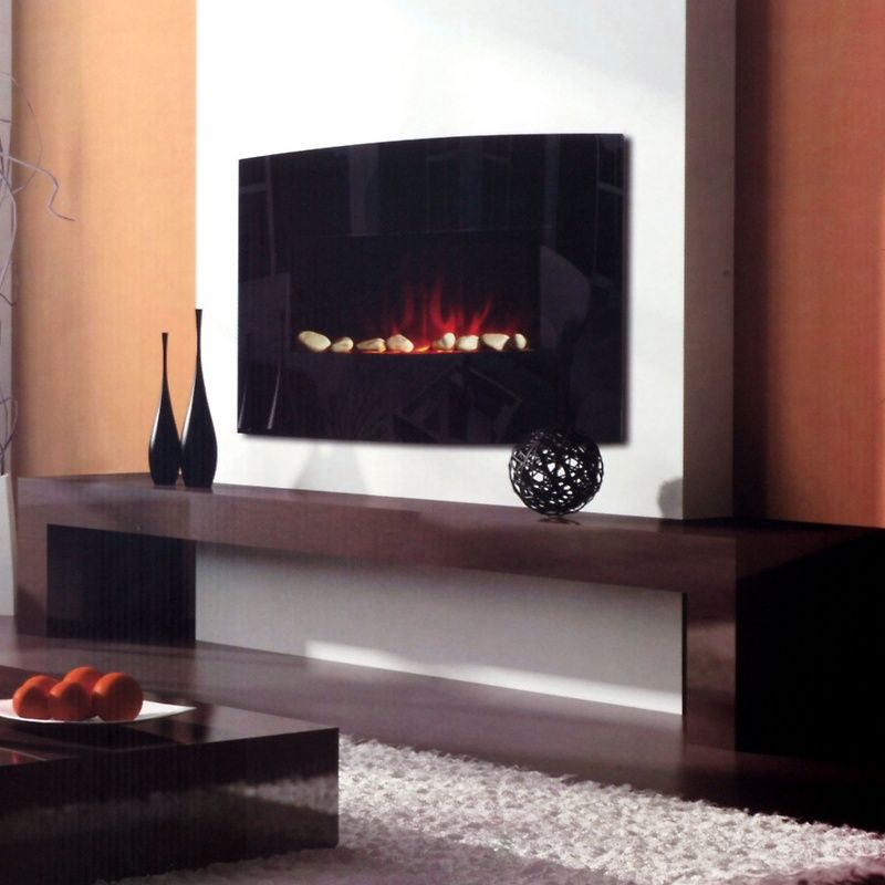 Prolectrix Balmoral Electric Fireplace with Remote | Electric ...