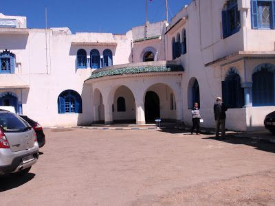palacio municipal de Larache