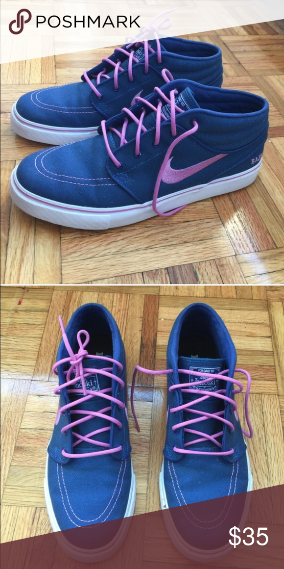 Nike ID's New New Nike ID's by Stefan Janoski. They fit a regular size 10  :). Feel free to leave a comment or ask for additional information.