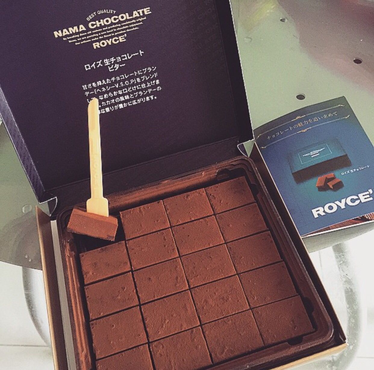 toko cokelat jakarta Royce Chocolate