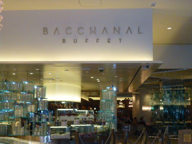 Bacchanal Buffet in Caesars Palace #yum #AdventureTime