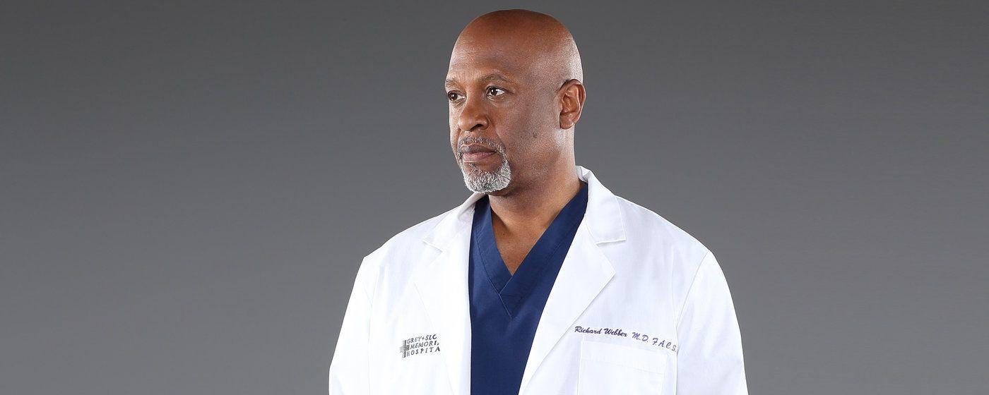 Richard Webber by James Pickens, Jr. - Grey\'s Anatomy - ABC.com ...