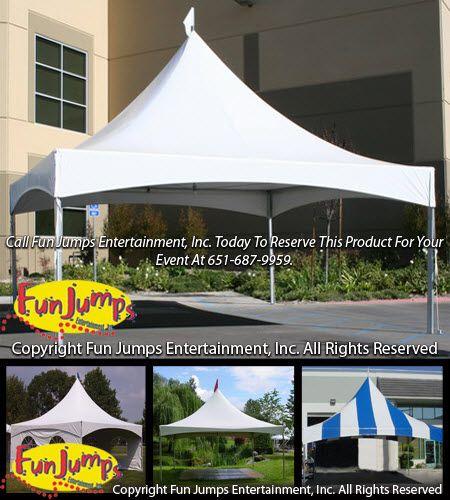 20' x 20' High Peak Frame Tent Party Rental In Minnesota ...
