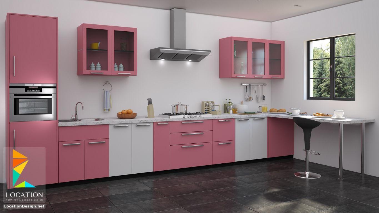 مطابخ 2018 2019 اسماء انواع المطابخ لوكشين ديزين نت Kitchen Interior Design Decor Kitchen Design Interior Design Kitchen