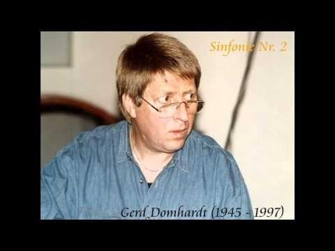 Domhardt - Symphony 2 (1981) 1/2 - YouTube
