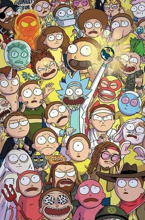 Imágenes De Rick And Morty
