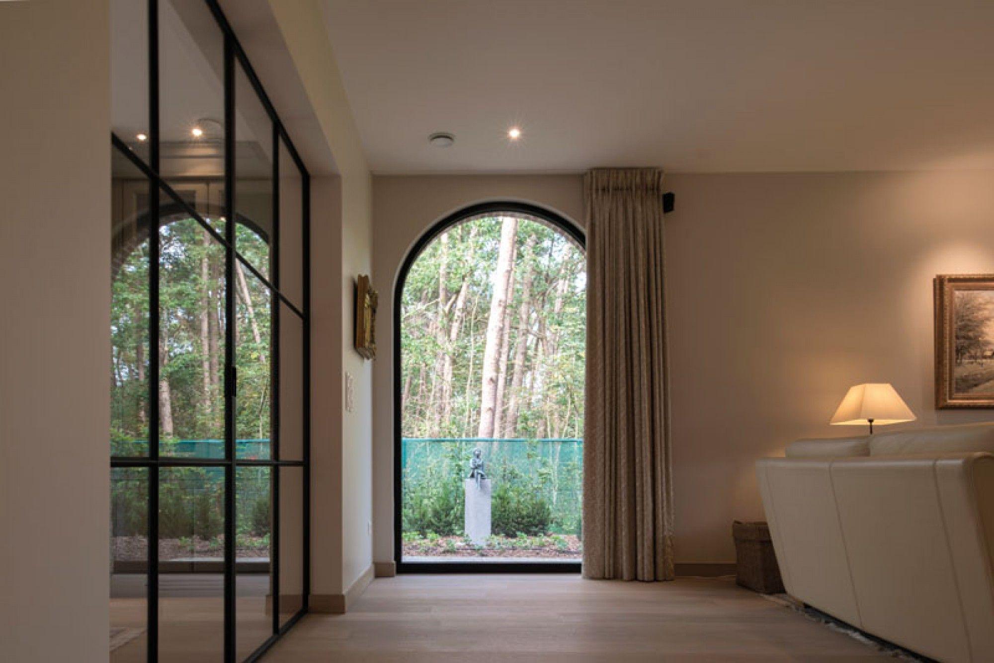 Gebruiksvriendelijke En Duurzame Schoonheid Boog Ramen Boogramen Ramen Huis