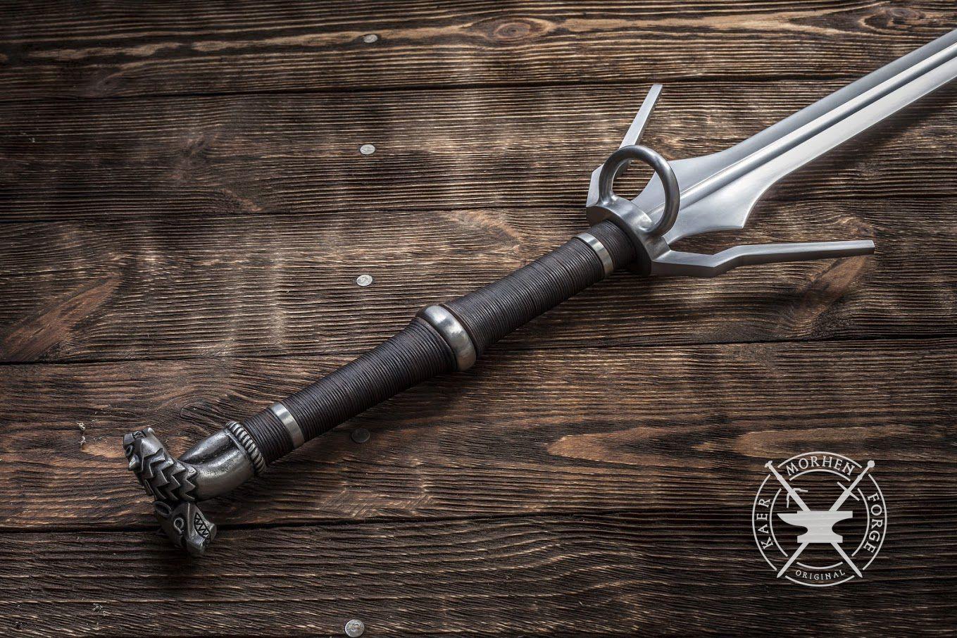картинки мечей ведьмаков миллигана