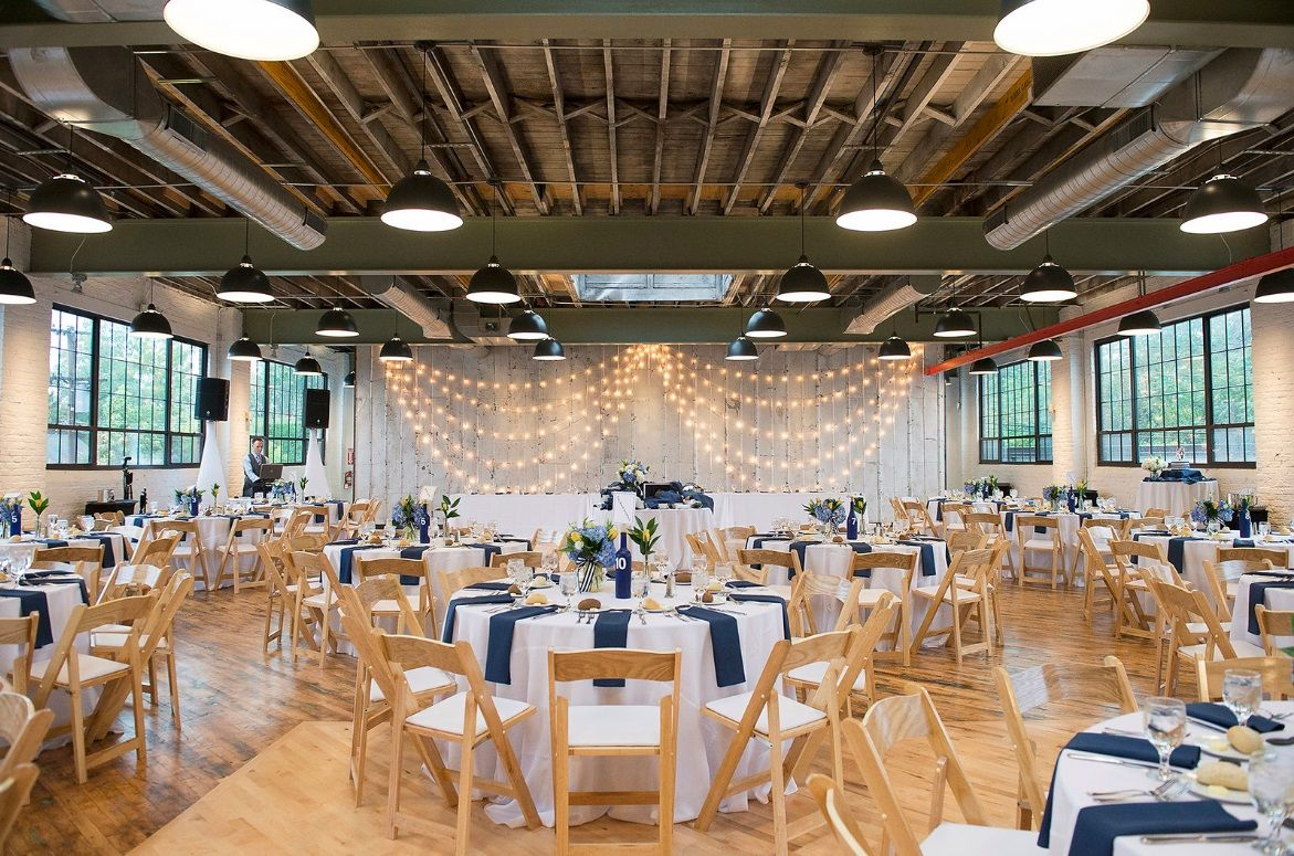 Baltimore Wedding Catering Accelerator Space
