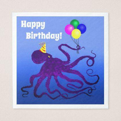 Diy Octopus Decoration
