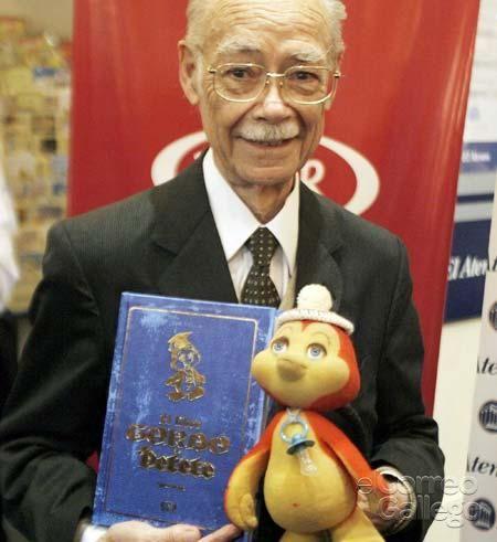 Manuel García Ferré Creador De El Libro Gordo De Petete Books Cartoon Television Program