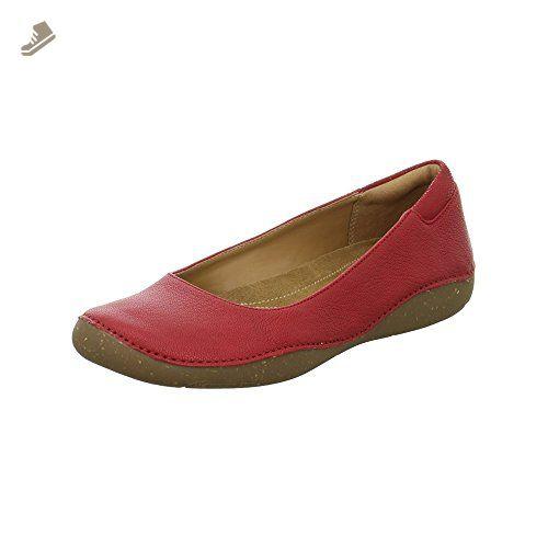 tragedia eternamente formar  Clarks WOMENS Size 6 US Red - Clarks sneakers for women (*Amazon  Partner-Link)   Clark sneakers, Clarks, Sneakers