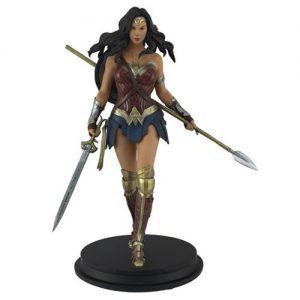 Wonder Woman Movie Standing Statue #WonderWoman, #DC