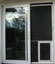 Security Boss Screen Pet Doors Pet Door For Sliding Screen Patio