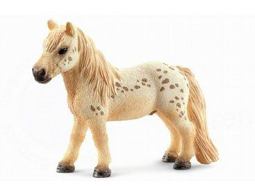 The Falabella Gelding from the Schleich horse collection - Discounts on all Schleich Toys at Wonderland Models.