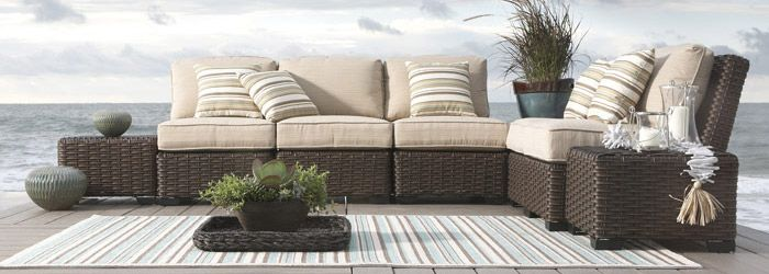 "#homeoutside This says ""relaxing"" to us. What do you think ... on Lowes Outdoor Living id=71034"