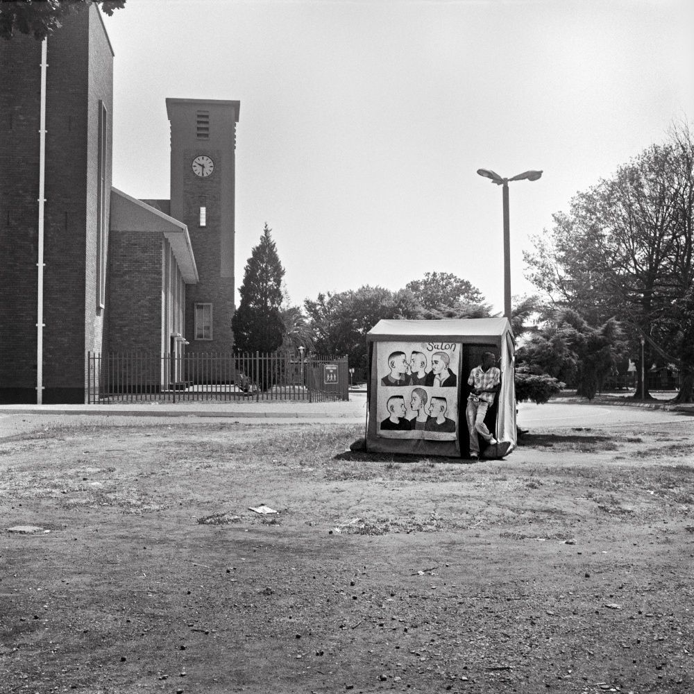 From The Series 'Ghost Towns' By Sabelo Mlangeni, 2011