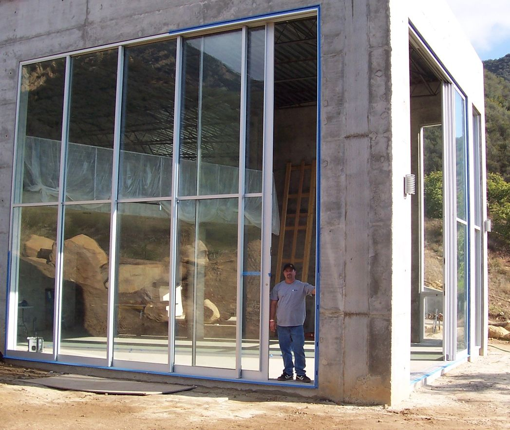 10 Foot Tall Sliding Glass Doors
